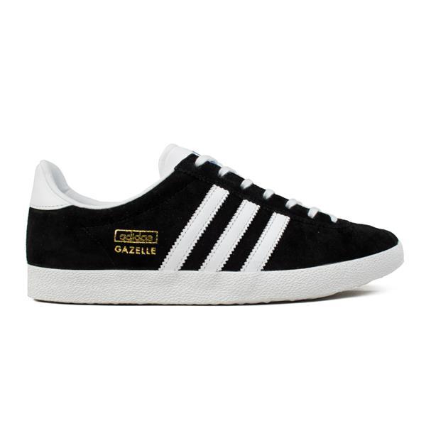 7496bbec1bee Adidas Gazelle OG Black