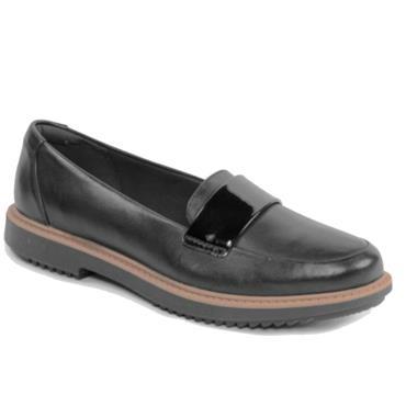df5592d35a9 Clarks Raisie Arlie Black   Phillips Shoes