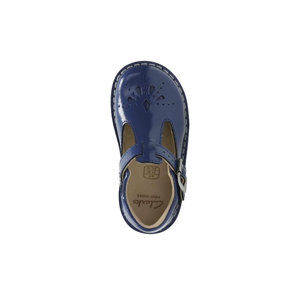 d571ce511ed Clarks Yarn Weave Fst Blue Patent